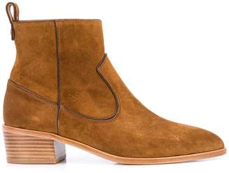 Veronica Beard ankle boots