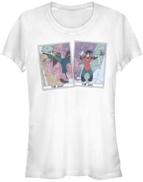 Fifth Sun Women's A Goofy Movie A Goofy Trip Short Sleeve T-shirt