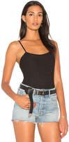 De Lacy Raven Bodysuit in Black. - size L (also in M,S,XS)