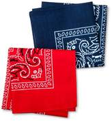 Merona Men's Bandana Handkerchief One Size