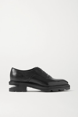 Alexander Wang Andy Leather Brogues - Black