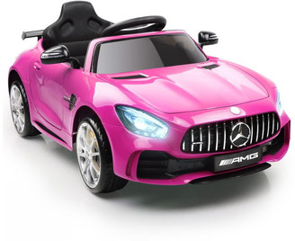 Rigo Kid's Ride on Mercedes-AMG GT R ? Pink