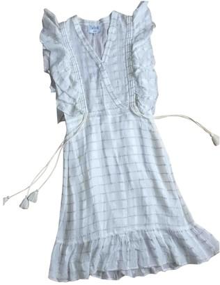 Swildens White Dress for Women