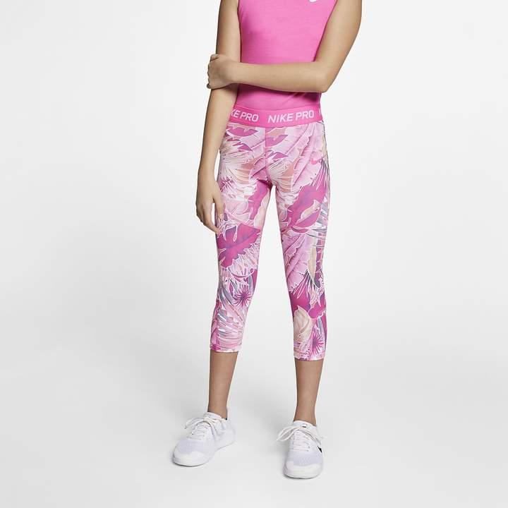 c599d0827d87c Nike Capri Kids - ShopStyle