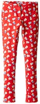 Little Marc Jacobs All Over Printed Pop Corn Trousers Girl's Casual Pants