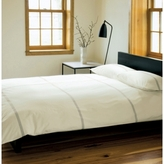 Tatami Organic Ivory Duvet Cover And Cases