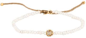 Tai Handmade Pave Ball Bracelet
