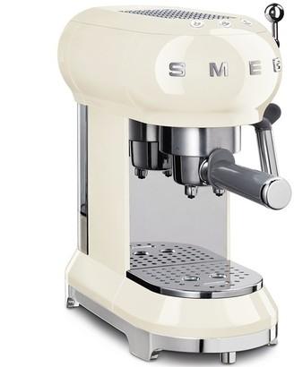 Smeg Espresso Machine - Cream