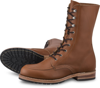 Red Wing Shoes Shoes Gracie 3431 Pecan Boundary - leather | brown | US 7 - Brown/Brown