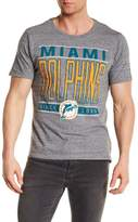 Junk Food Clothing Miami Dolphins Touchdown Tee