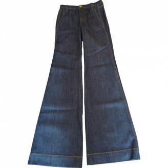 Tory Burch Blue Denim - Jeans Jeans for Women