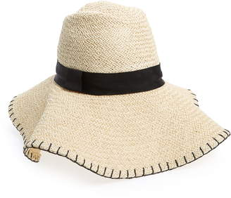 Tory Burch Straw Floppy Hat