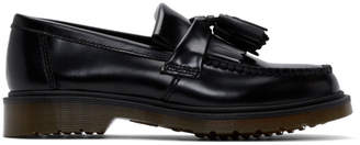 Dr. Martens Black Adrian Loafers