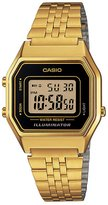 Casio Women's Illuminator LA680WGA-1 Metal Quartz Watch