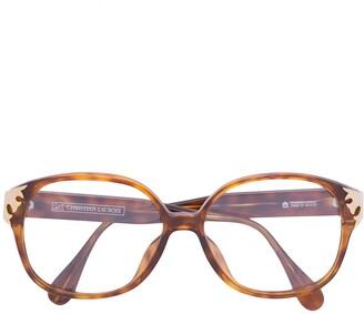 Christian Lacroix Pre-Owned Tortoiseshell Glasses Frame
