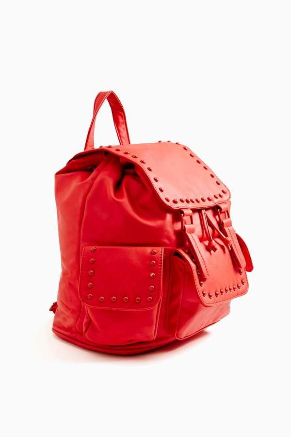 Nasty Gal Hot Pepper Backpack