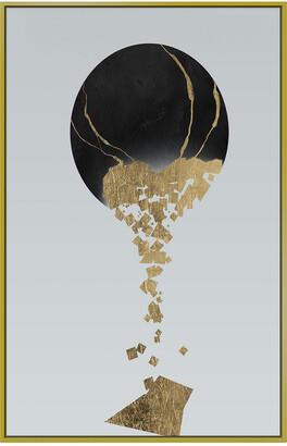 Jonathan Bass Studio Golden Shape Gold Leaf