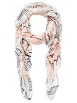 Jeanswest Hannah Scarf-Peach Multi-00