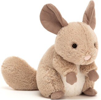 Jellycat Sandy Chinchilla Stuffed Animal