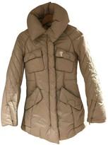Celine Grey Synthetic Coats