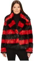 McQ Shrunken Peacoat Women's Coat