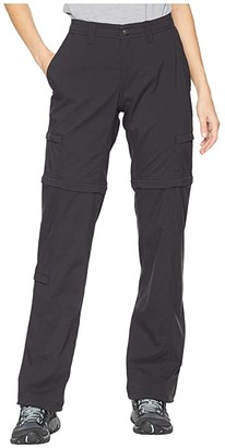 Royal Robbins Discovery Zip N' Go Pants (Jet Black) Women's Casual Pants