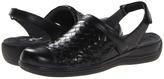 SoftWalk Salina Woven Women's Clog Shoes