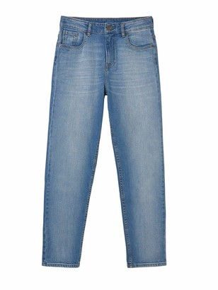 Fat Face Chesham Girlfriend Jeans - Light Wash