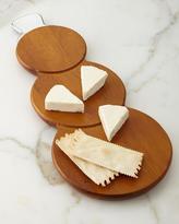 Nambe Snowman Cheese Board