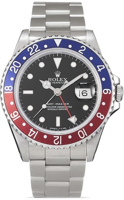 Rolex 1990 pre-owned GMT-Master 40mm