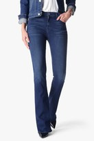 7 For All Mankind Slim Illusion Luxe Kimmie Bootcut In Luminous