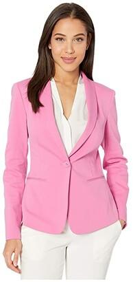 BCBGMAXAZRIA Lloyd Jacket (Ibis Rose) Women's Jacket
