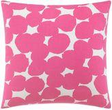 Kate Spade Random Dot Square Throw Pillow in Pink