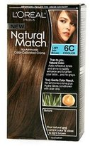 L'Oreal Natural Match Hair Colour, Light Ash