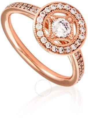 Ladies Vintage Circle Ring Size 54 (US 7)