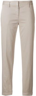 Aspesi Cropped Chino Trousers
