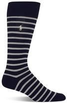 Polo Ralph Lauren St. James Stripe Trouser Socks