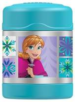 Thermos Genuine Frozen FUNTAINER Vacuum Insulated Stainless Steel Food Jar - Blue (10oz)