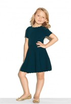Milly Minis Scallop Flare Dress