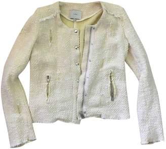 IRO Yellow Cotton Jackets