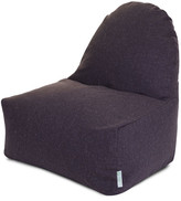 Majestic Home Kick-It Chair Chocolate Wales