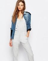 Vanessa Bruno Athe Denim Patchwork Jacket