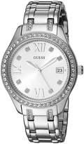 GUESS GUESS? Women's -Tone Classic Sport Watch