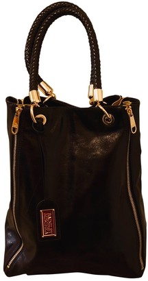 Badgley Mischka Black Leather Handbags