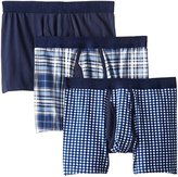 Dockers 3-Pack Assorted Boxer Briefs