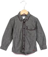Little Marc Jacobs Boys' Chambray Button-Down Shirt