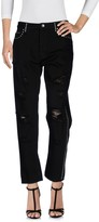 Twin-Set Denim pants - Item 42593533