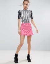 Illustrated People Popper Skirt