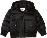 Appaman Puffy Coat (Baby) - Black - 3-6 Months