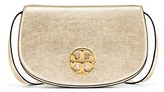 Tory Burch Jamie Metallic Clutch